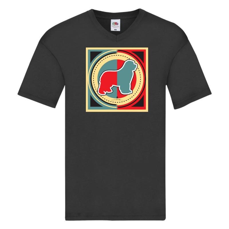 T-Shirt bimbo con grafica Terranova Industrial