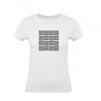 T shirt bimba con grafica cane Terrranova Newfy Prince of Wales